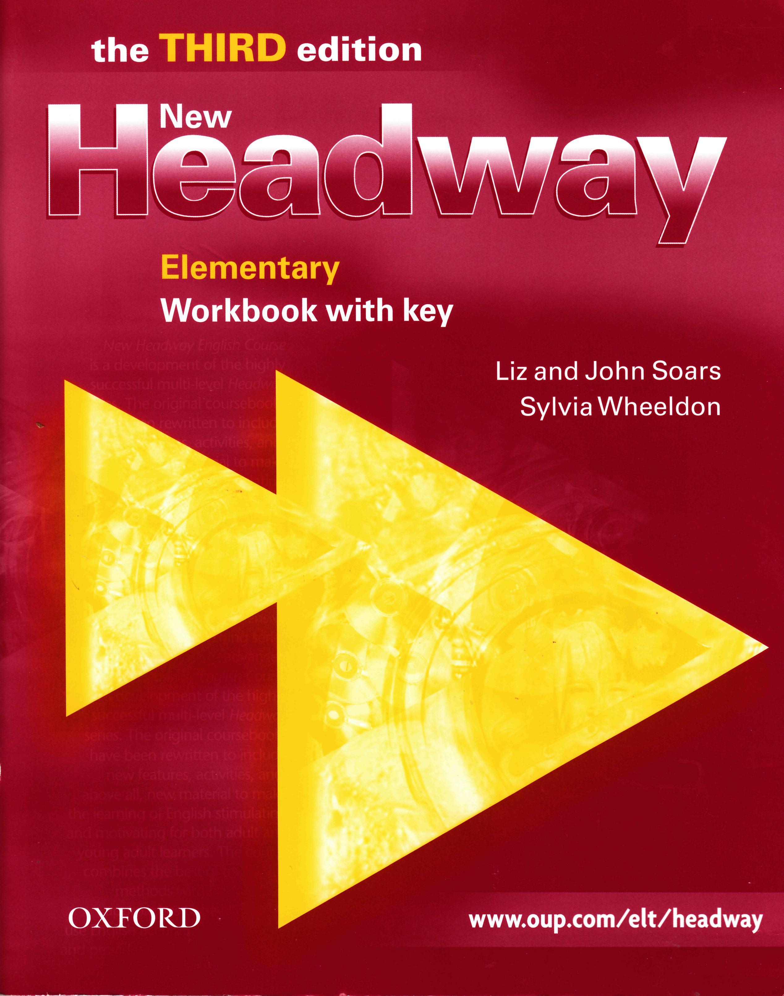 Скачать книгу для учителя headway elementary